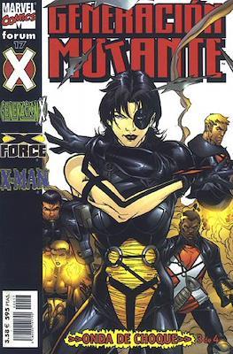 Generación Mutante (2000-2002) (Grapa. 17x26. 72 páginas. Color.) #17