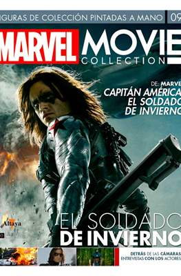 Marvel Movie Collection (Grapa) #9