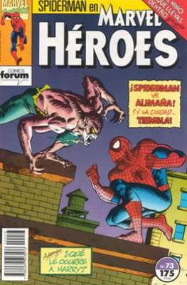 Marvel Héroes (Grapa 32 pp) #73