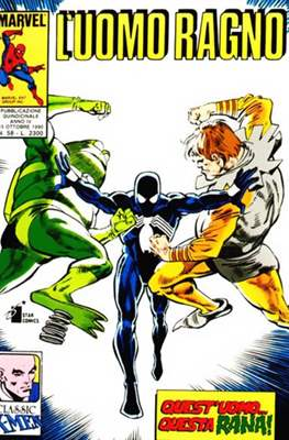 L'Uomo Ragno / Spider-Man Vol. 1 / Amazing Spider-Man (Spillato) #58