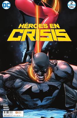 Héroes en Crisis #2