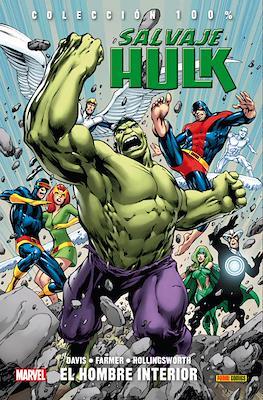 Salvaje Hulk. Colección 100% #1