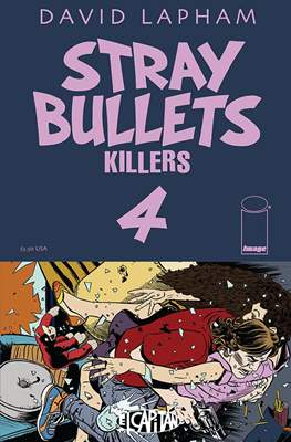 Stray Bullets: Killers (Comic Book) #4