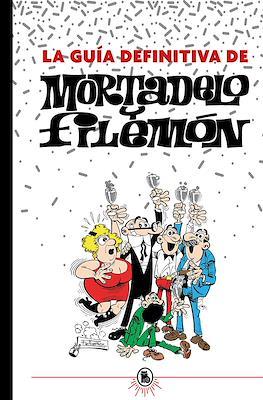 La guía definitiva de Mortadelo y Filemón (Cartoné 144 pp)