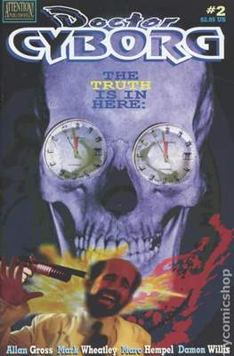 Doctor Cyborg (Comic Book 32 pp) #2