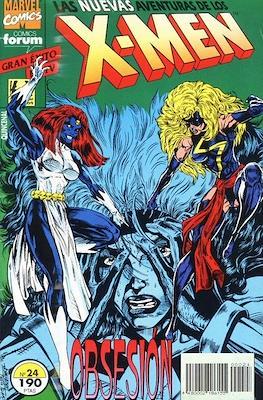 Las nuevas aventuras de los X-Men (Grapa 24 pp) #24
