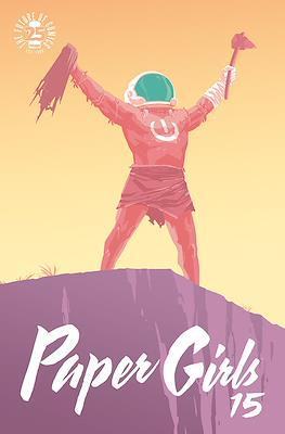 Paper Girls (Comic-book) #15