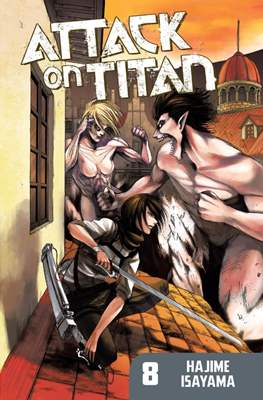 Attack on Titan (Softcover) #8