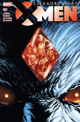 Extraordinary X-Men (Grapa) #4