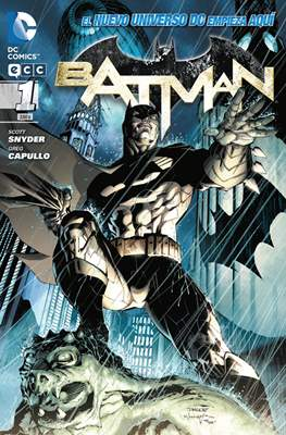 Batman: Nuevo Universo DC / Renacimiento (Grapa) #1
