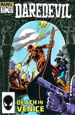 Daredevil Vol. 1 (1964-1998) (Comic Book) #221