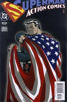 Action Comics Vol. 1 (1938-2011; 2016-) (Comic Book) #803