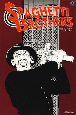 Spaghetti Brothers (Cartoné. blanco y negro) #2