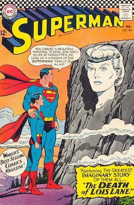 Superman Vol. 1 / Adventures of Superman Vol. 1 (1939-2011) (Comic Book) #194