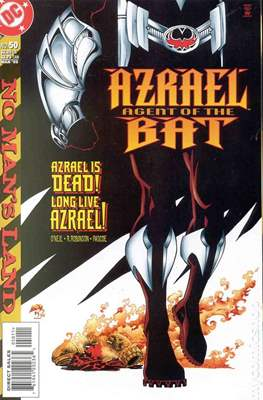 Azrael: Agent of the Bat (1995-2003) (Grapa) #50