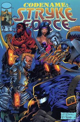 Codename: Strykeforce (1994-1995)