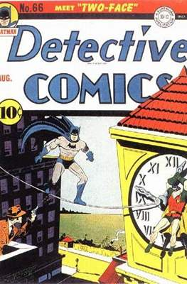 Detective Comics Vol. 1 (1937-2011; 2016-) (Comic Book) #66