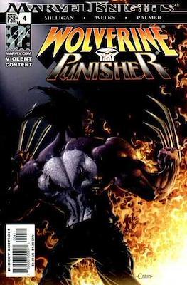 Marvel Knights: Wolverine & Punisher (Comic Book) #4