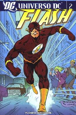 Universo DC: Flash (Rústica, 464 páginas) #2