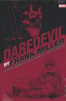 Daredevil by Frank Miller Omnibus Companion