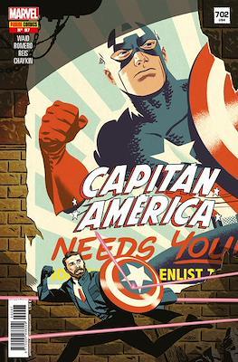 Capitán América Vol. 8 (2011-) (Grapa) #97