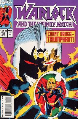 Warlock and the Infinity Watch (Comic-Book) #33