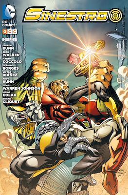 Sinestro. Nuevo Universo DC (Rústica) #2