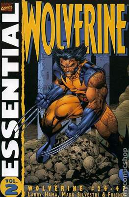 Essential Wolverine (Variant Cover) (Softcover 528 pp) #2
