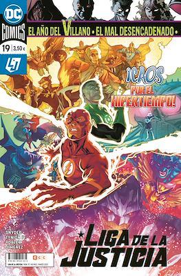 Liga de la Justicia. Nuevo Universo DC / Renacimiento (Grapa) #97/19