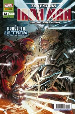 El Invencible Iron Man Vol. 2 (2011-) (Grapa - Rústica) #111/12