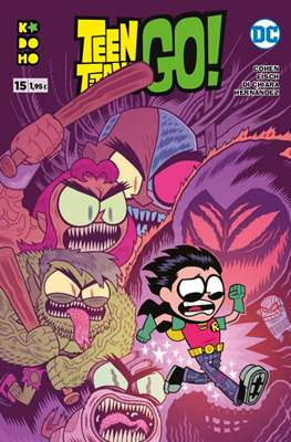 Teen Titans Go! (Grapa) #15