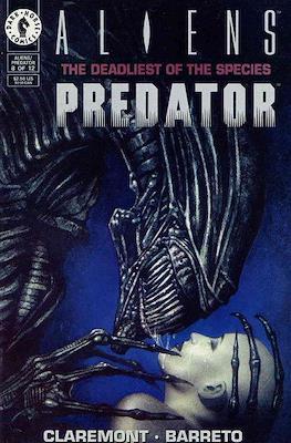 Aliens / Predator: The Deadliest of the Species #8