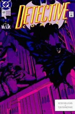 Detective Comics Vol. 1 (1937-2011; 2016-) (Comic Book) #633