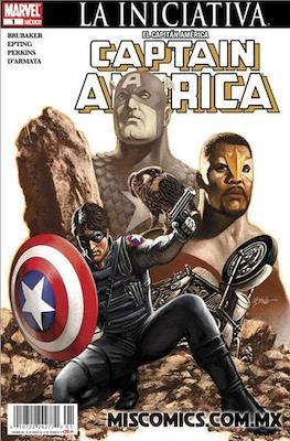 El Capitán América - Captain America (2009-2012)