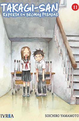 Takagi-san: Experta en bromas pesadas (Rústica) #11