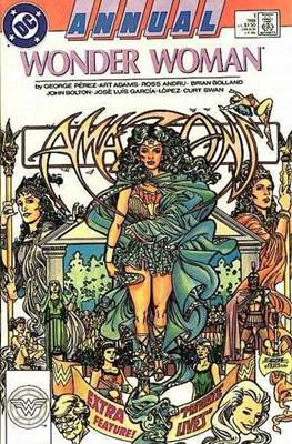 Wonder Woman Annual Vol. 2 (1988-1999)