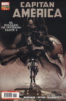 Capitán América Vol. 7 (2005-2011) (Grapa) #12
