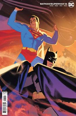 Batman / Superman (2019 -Variant Cover) #16