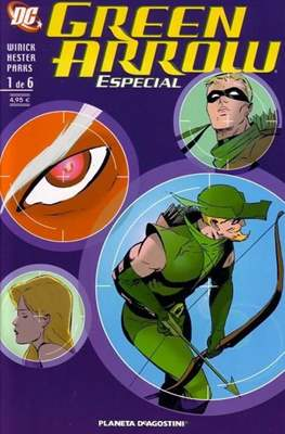 Green Arrow Especial (2006-2007) (Grapa 72 pp) #1