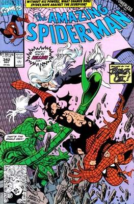 The Amazing Spider-Man Vol. 1 (1963-1998) (Comic-book) #342