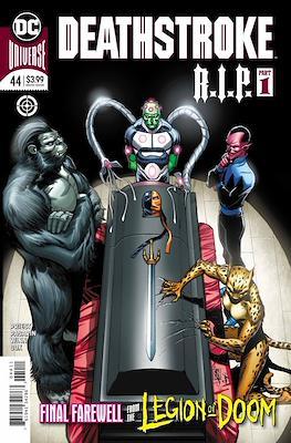 Deathstroke Vol. 4 (2016- ) (Comic-book) #44