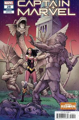 Captain Marvel Vol. 10 (2019- Variant Cover) #28
