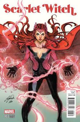 Scarlet Witch Vol. 2 (Variant Cover) (Comic Book) #3
