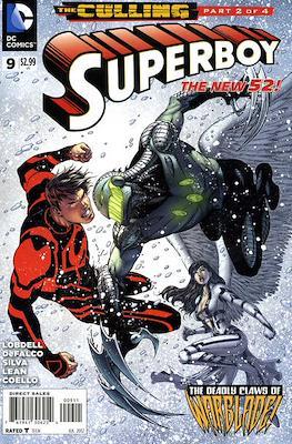 Superboy New 52 #9