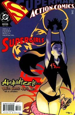 Action Comics Vol. 1 (1938-2011; 2016-) (Comic Book) #806