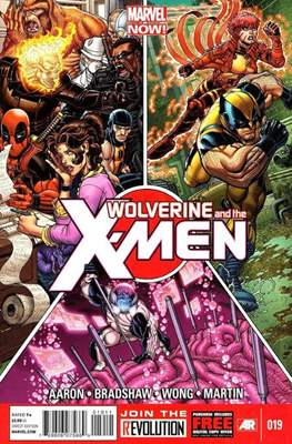 Wolverine and the X-Men Vol. 1 (Comic-Book) #19