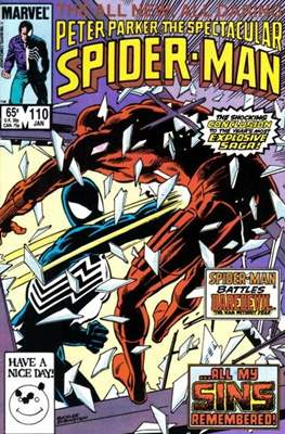 The Spectacular Spider-Man Vol. 1 (Comic Book) #110
