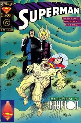 Superman Classic #20