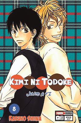 Kimi ni Todoke. Junto a Ti (Rústica) #8