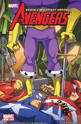 Avengers: Earth's Mightiest Heroes Vol 3 (Comic-Book / Digital 2011) #4